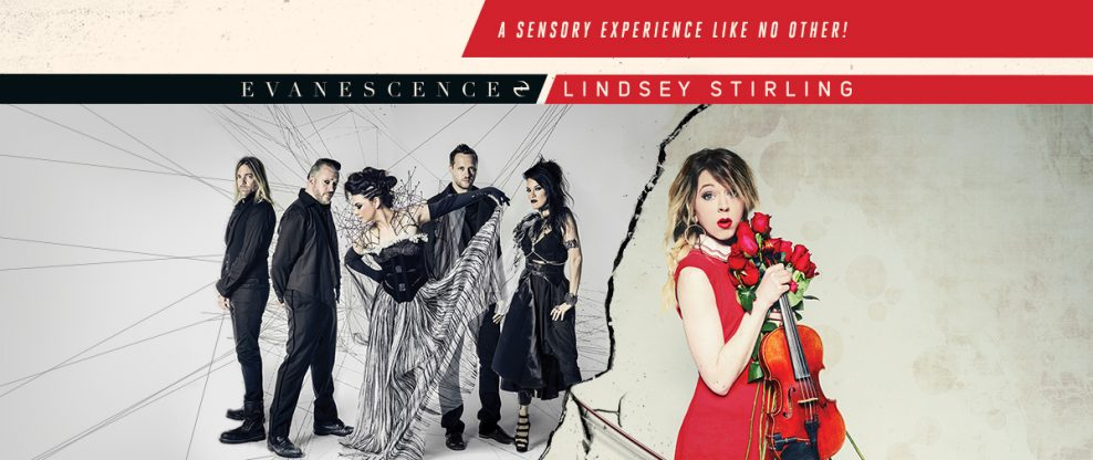 Evanescence, Lindsey Stirling Launch Full-Orchestra Tour