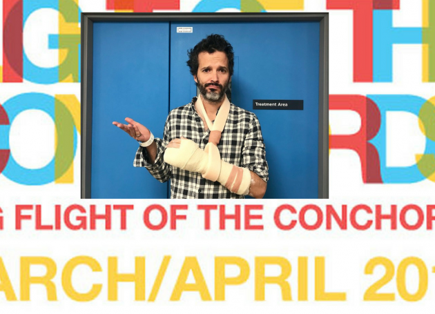 Flight Of The Conchords Postpone Tour Because Of Injury
