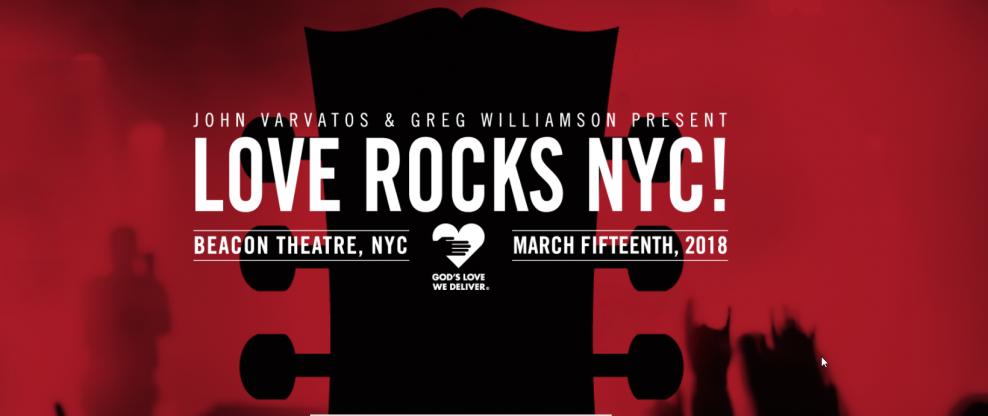 Keith Richards Joins Love Rocks NYC Lineup