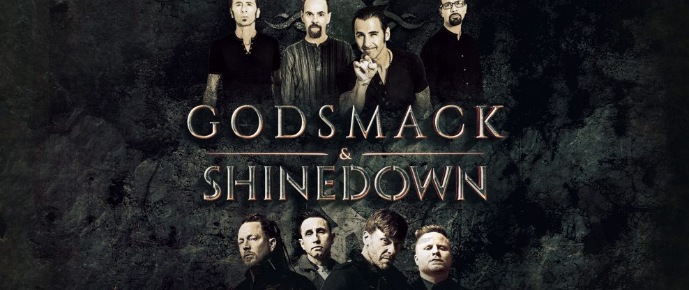 Godsmack, Shinedown Co-Headline Summer Tour