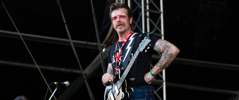 Eagles Of Death Metal's Jesse Hughes Is Not A Fan Of 'March For Our Lives' Protest