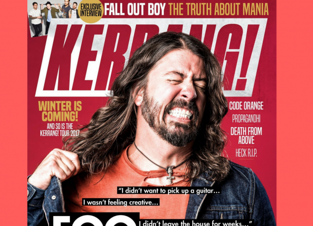 Kerrang! Comes To The U.S.