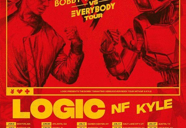 Logic Announces Summer Shed/Arena Tour