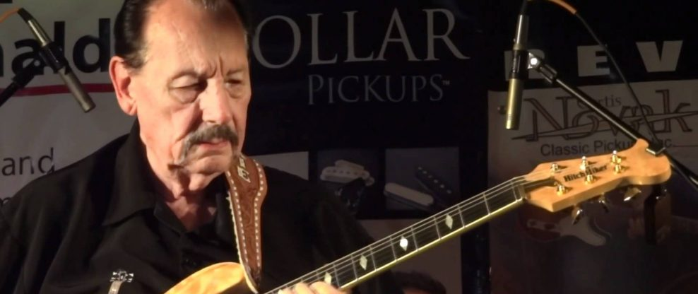 Ventures Guitarist Nokie Edwards Dies