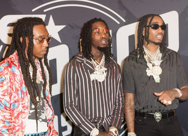 Migos' Offset Arrested For Felony Gun Possession