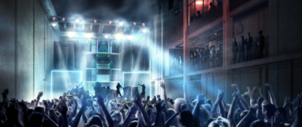 London's Printworks Venue Adds 3,000-Cap Room