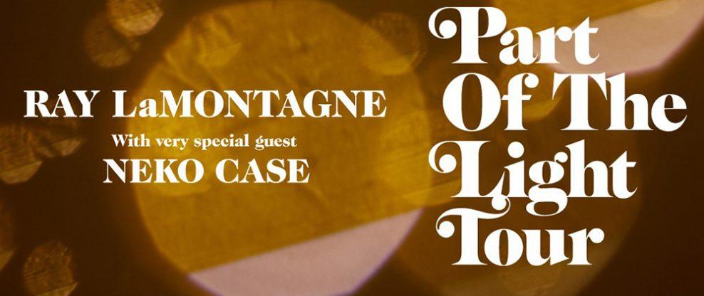 Ray LaMontagne Preps New Album, Tour