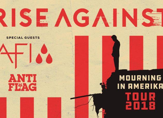 Rise Against Announce North American Run