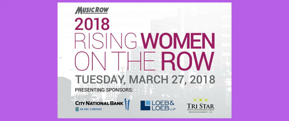 MusicRow Announces Nominees For 'Rising Women On The Row'