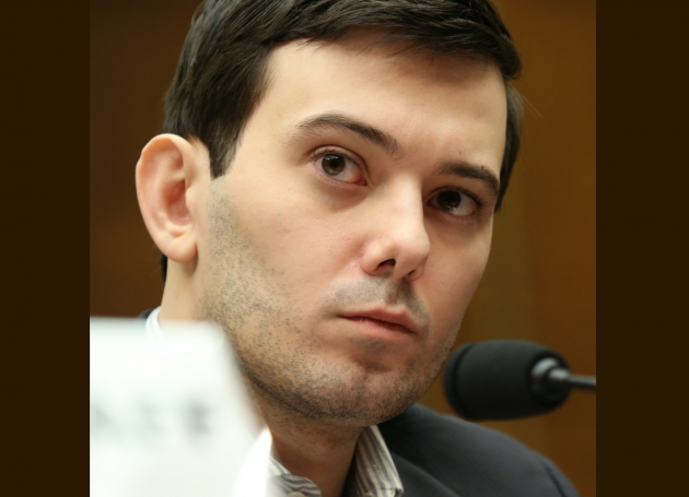 Martin Shkreli Ordered To Hand Over Wu-Tang Album