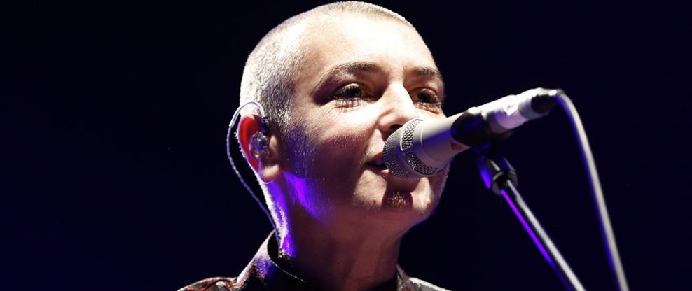 Sinead O'Connor Converts To Islam And Changes Her Name