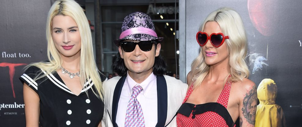 Corey Feldman Says He Was Stabbed By An Unknown Assailant