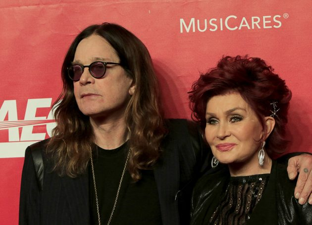 Ozzy & Sharon