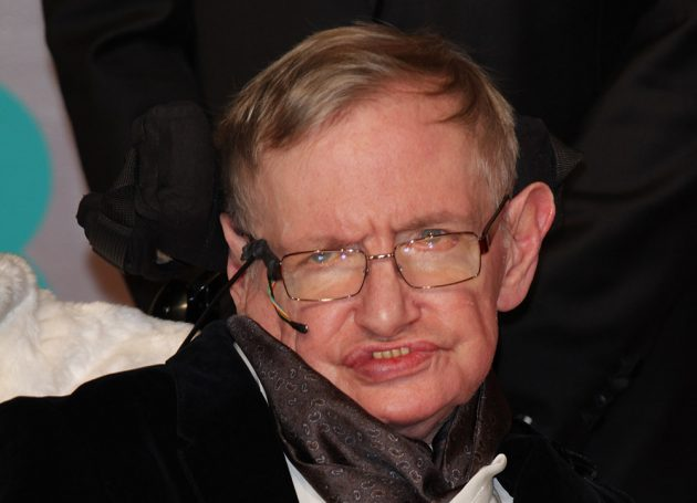 Noted Physicist, Author Stephen Hawking Dead At 76