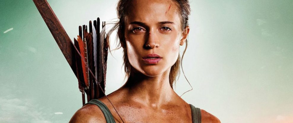 Tomb Raider Finally Topples Black Panther