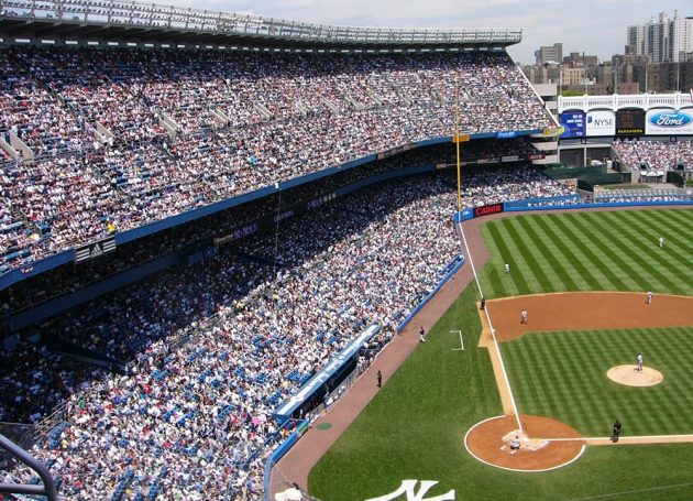 Yankees Sued Over Season Tickets