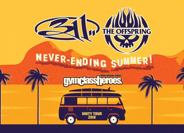 The Offspring And 311 Announce ' Never-Ending Summer Tour'