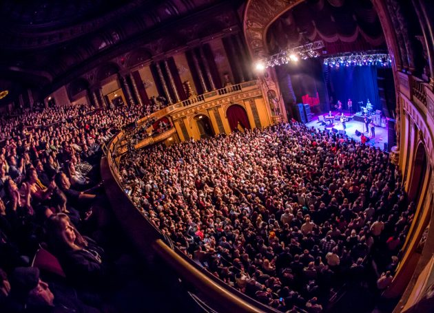 Fillmore Detroit To Temporarily Close, Lay Off 180