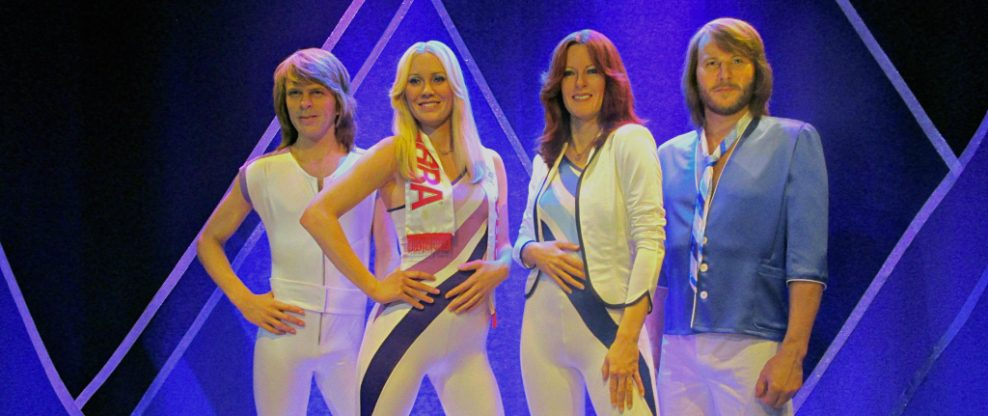 The Cows Freeze Over And Hell Comes Home: ABBA Reunites