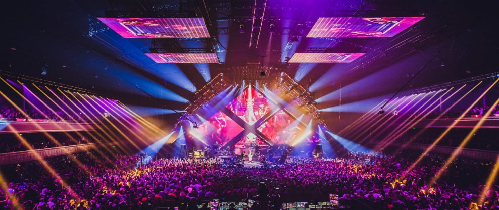 Live Nation To Help Book Minneapolis' New Armory Venue