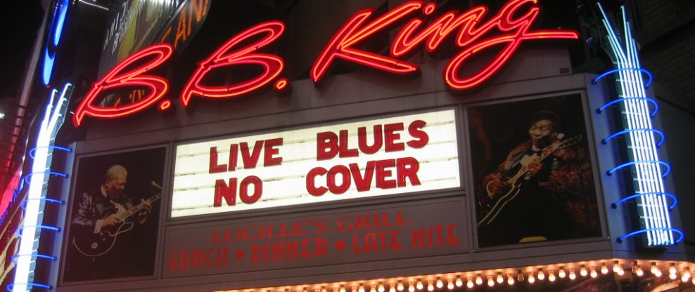 BB King Blues Club In Times Square To Shutter April 29