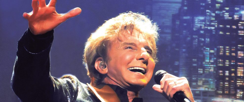 Barry Manilow Announces Return To Vegas