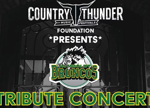 Benefit Concert In The Works For The Victims Of The Humboldt Broncos Crash