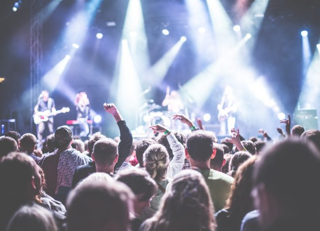 New Study Says Regularly Attending Concerts Is Good For Your Health