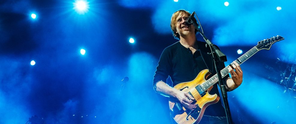 The Trey Anastasio Trio Kicks Off Tour Sans Their Keyboardist