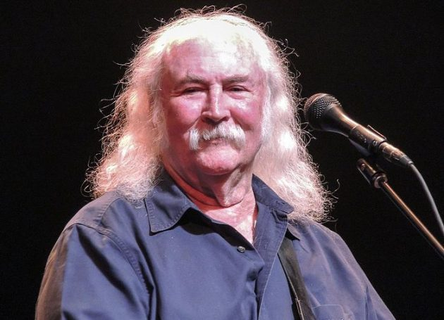 BMG Expanding Into The Film Business With New David Crosby Biopic