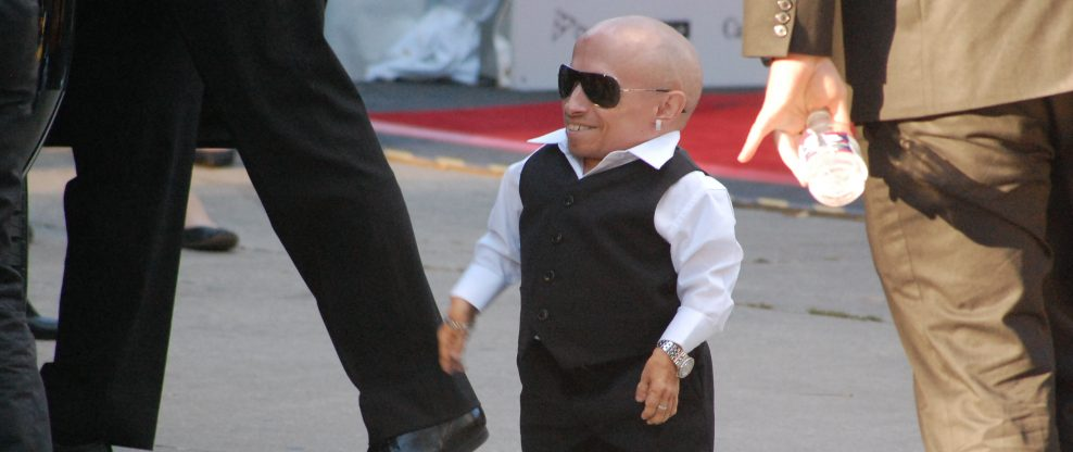 Verne Troyer's Death Ruled Suicide By Alcohol Intoxication