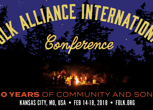 Folk Alliance International Announces Final Numbers For 2018