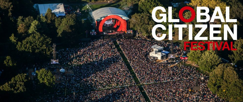 Global Citizen Festival Looks To Expand Into Johannesburg