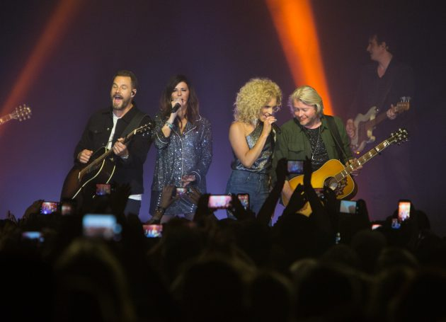 Little Big Town Introduces Mohegan Sun To Pacific Northwest