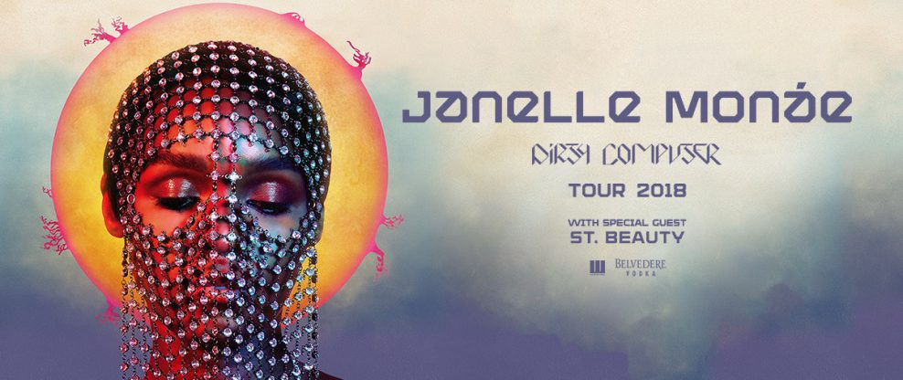 Janelle Monáe Back On The Road
