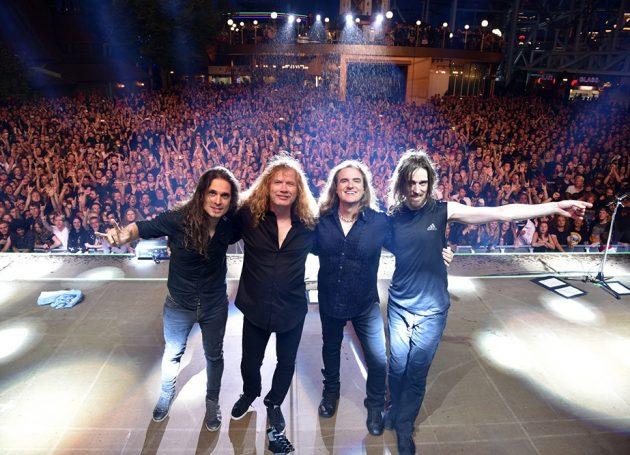 Q&A With Megadeth's Dave Mustaine
