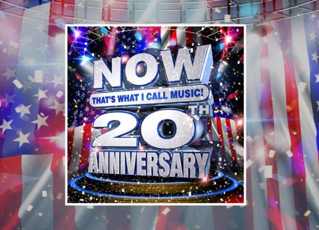 NOW That's What I Call Music! Celebrates 20 Years of Record-Breaking U.S. Success