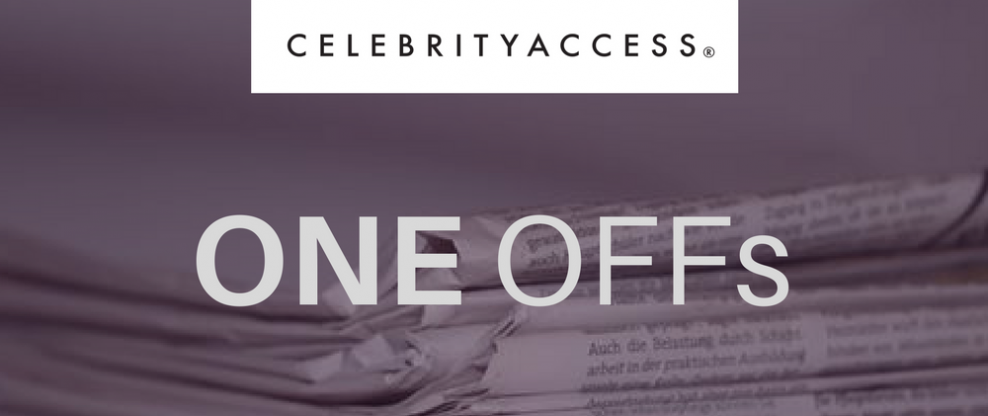 One Offs: Today's Bill Cosby Proceedings, A Cool New Venue In Europe, Etc.