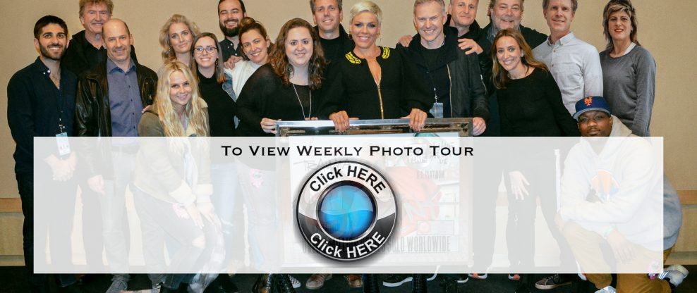 Weekly Photo Tour April 12, 2018