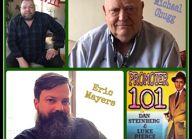EPISODE #78: Chugg Entertainments' Michael Chugg, Red Light Management's Eric Mayers