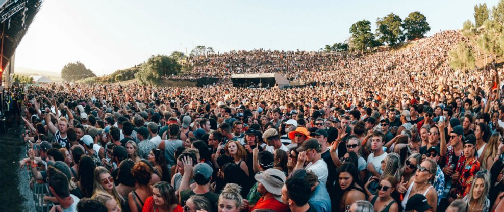 Live Nation Acquires New Zealand's Rhythm and Vines Festival