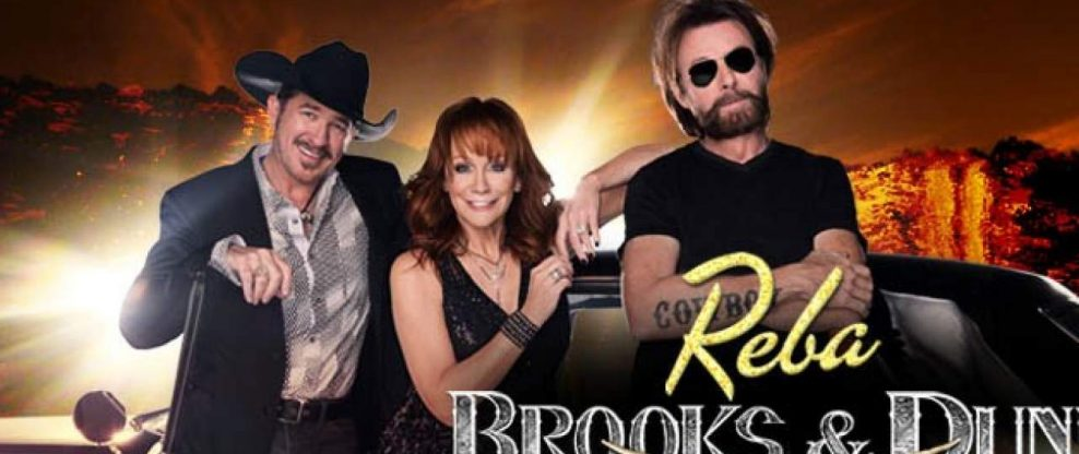 "Additional Dates Added To ""REBA, BROOKS & DUNN: Together in Vegas"" Residency At Caesars Palace"