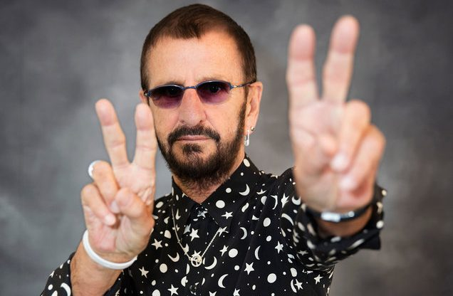 BMG Signs Worldwide Publishing Deal With Sir Ringo Starr