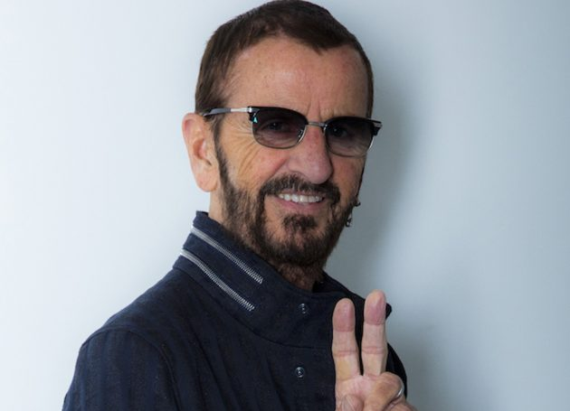 Sir Ringo Starr Announces Details For His 10th Annual Peace & Love Birthday Celebration