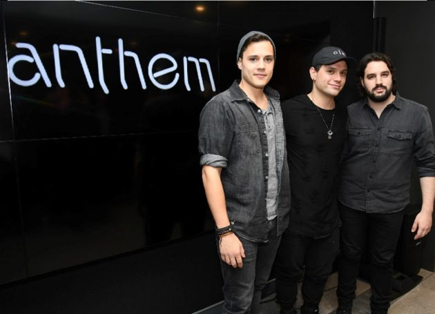 Anthem Records Signs Canadian Alternative Rock Band Stuck On Planet Earth