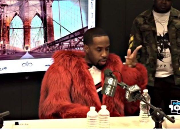 Rapper Sarafee Samuels Robbed Of $183,000 At Gunpoint