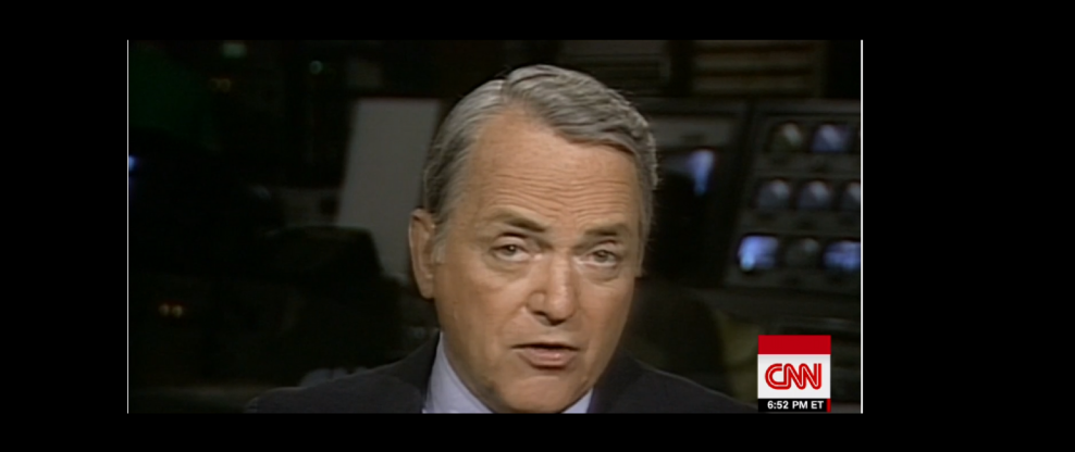 Former CNN Anchor Reid Collins Dies