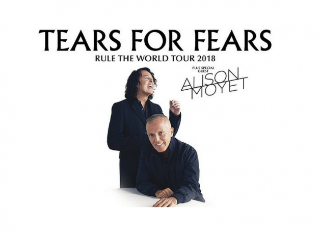 Tears For Fears Reschedules Tour For 2019, Cites 'Unforeseen Health Concerns'