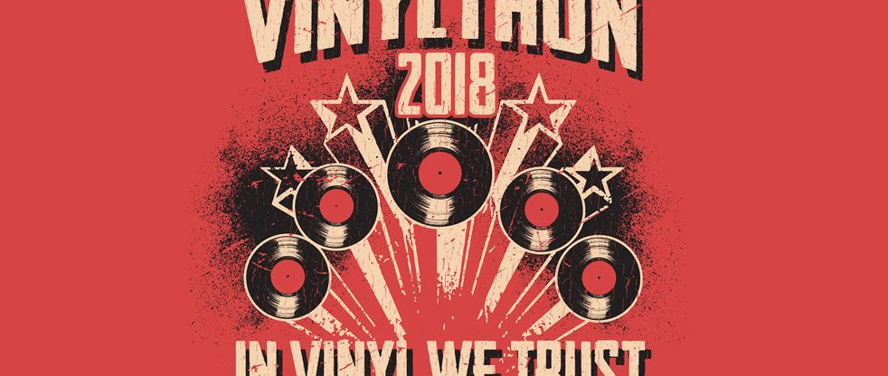 'Vinylthon 2018' Unites 90 College Radio Stations For 24 Hours of Music Play