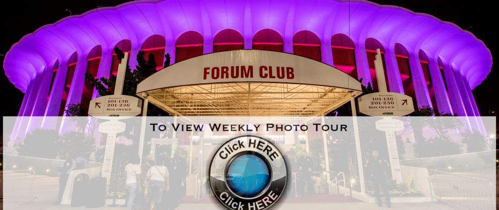 Weekly Photo Tour - April 26, 2018